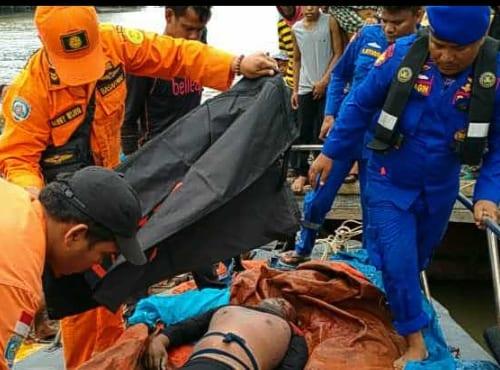 Jenazah korban tenggelam di Batubara dievakuasi