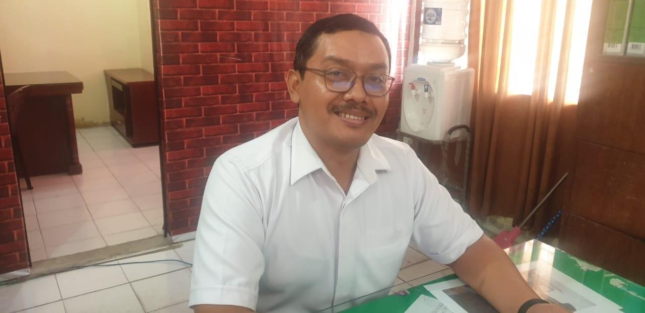 Kasi Penempatan Disnaker Asahan Edhie Catur Prayitno
