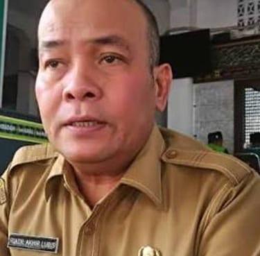 Ketua Gugus Tugas Covid-19 Sumut sekaligus Kepala BPBD Sumut, Riadil Akhir Lubis