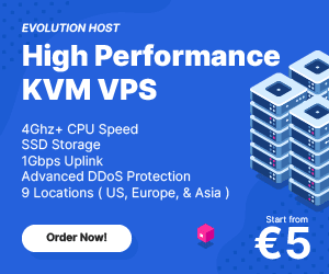 Trustworthy KVM VPS Host