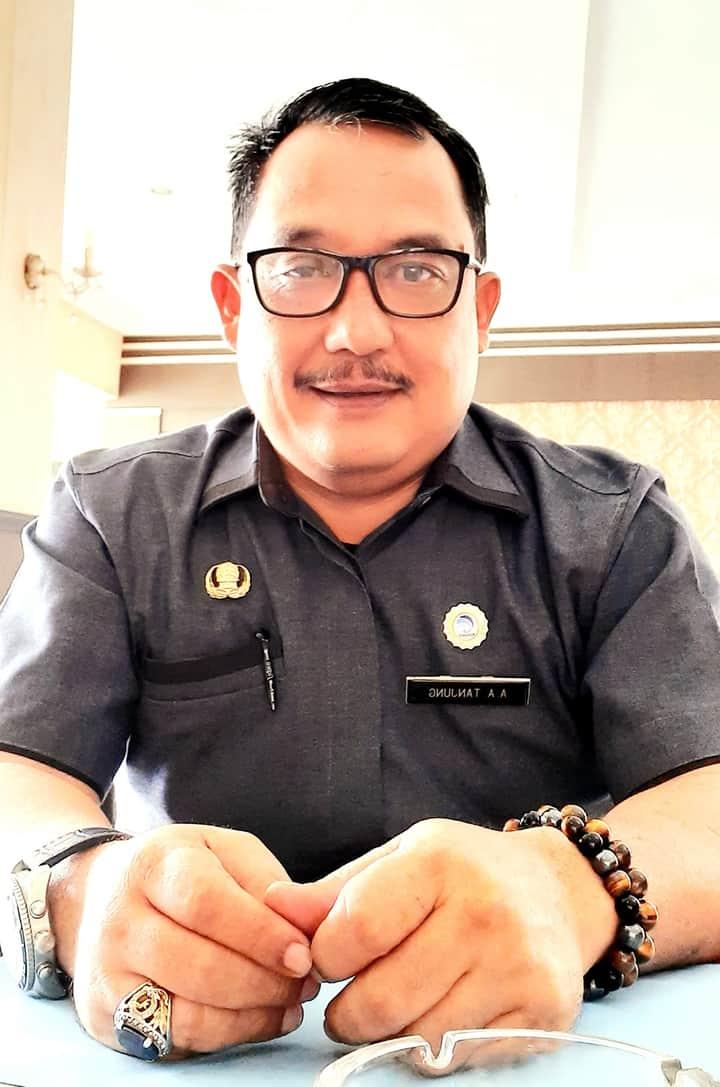 Kabid Pemberitaan Kominfo Asahan Arbin Tanjung.