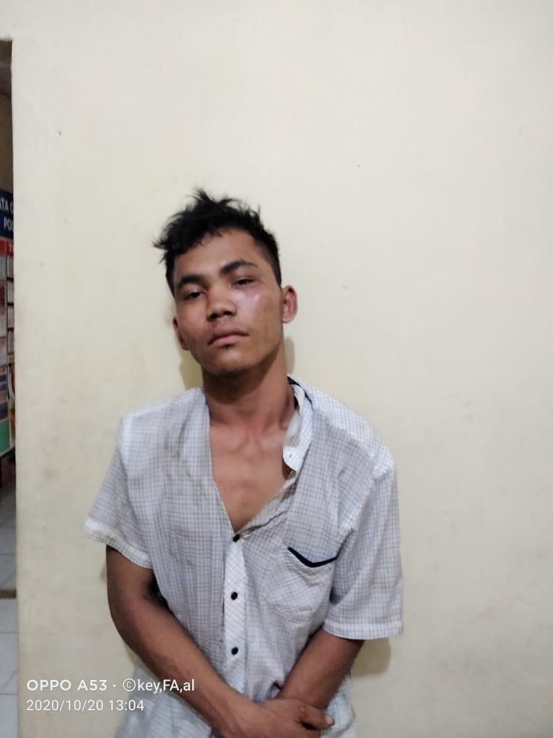 Tersangka Pelaku Jambret di Tanjungbalai Diringkus