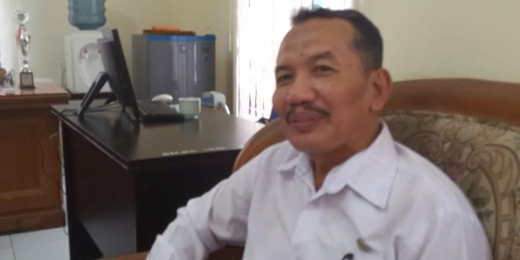 Sekretaris Dinkes Asahan Nurdin