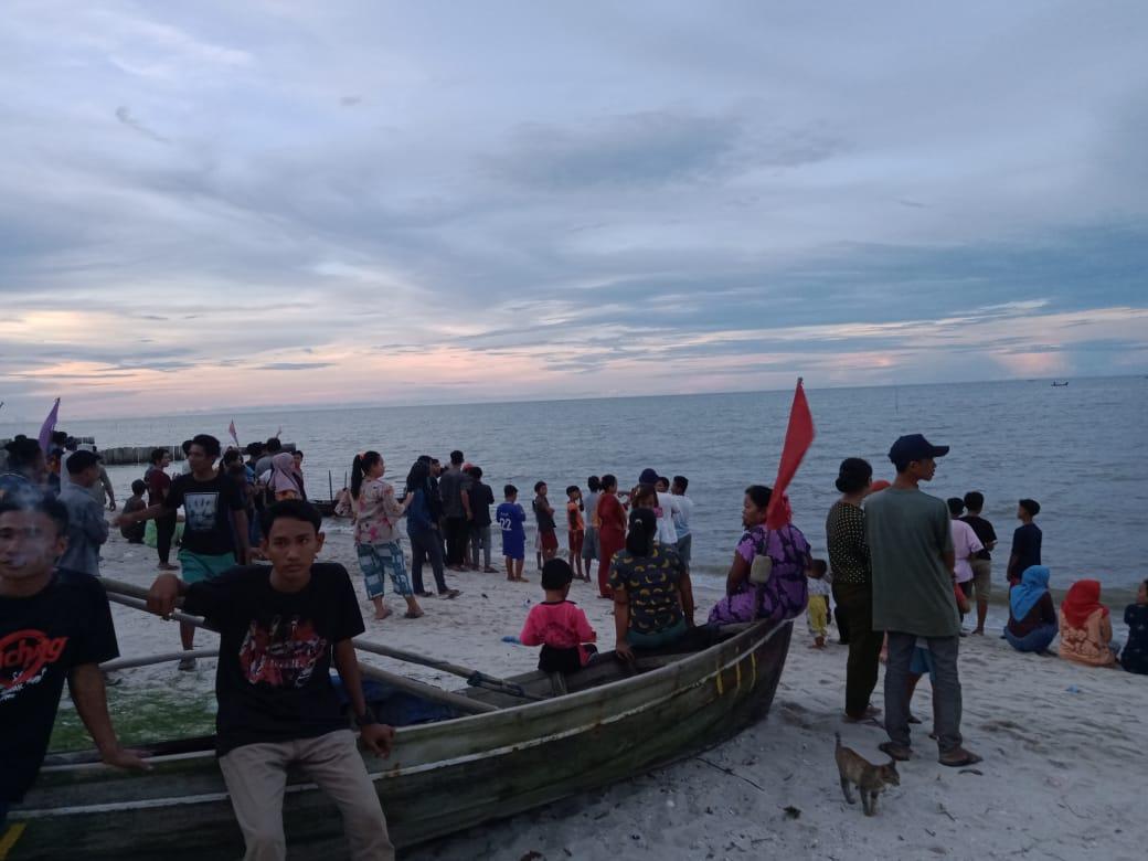 Jasad Faisal Nelayan yang Tenggelam di Laut Ditemukan