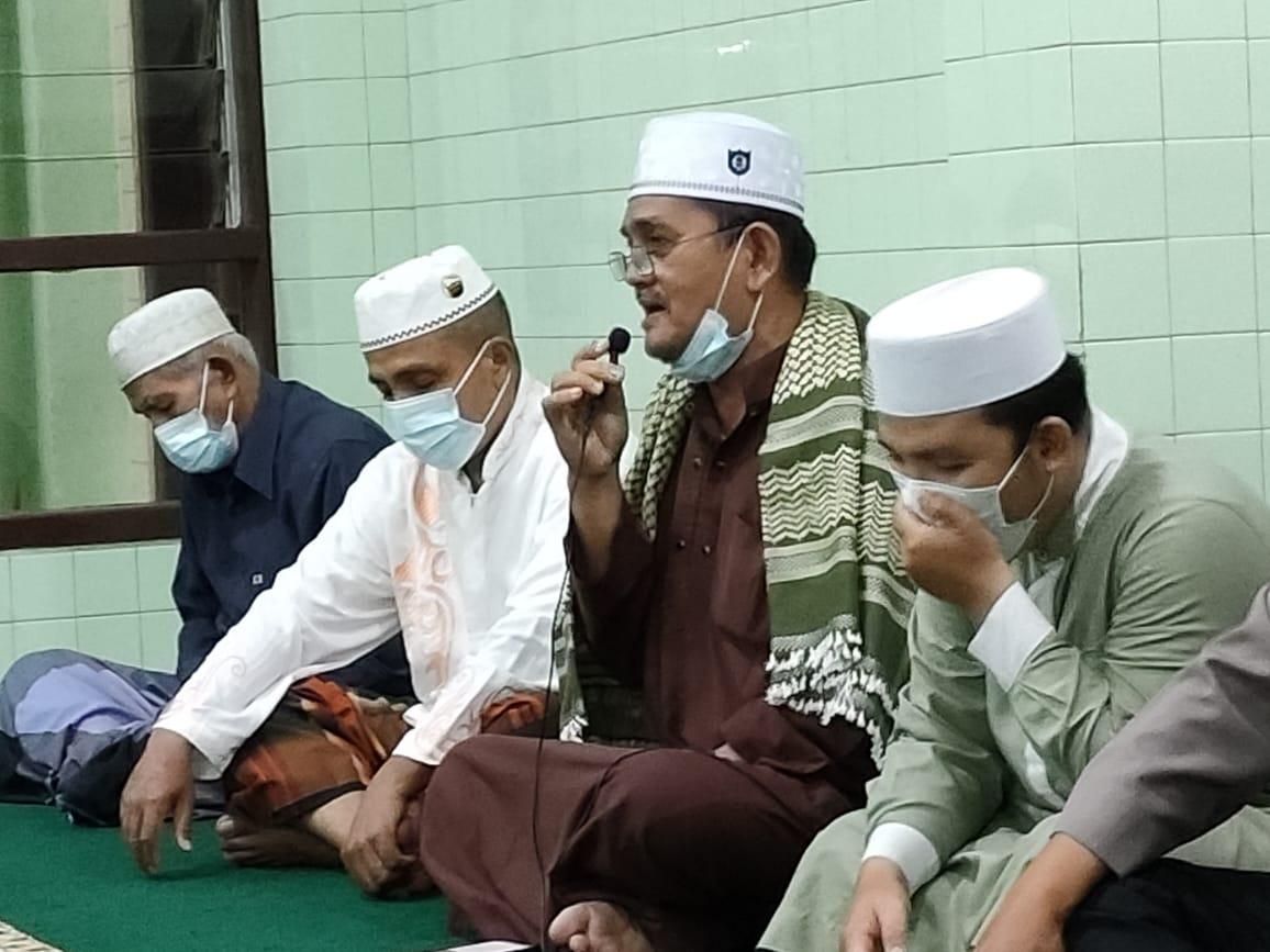 (Ignatius Siagian/taslabnews)  Kegiatan Gassuling Damas Polres Tanjungbalai.
