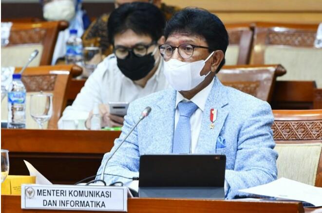 Menkominfo Siapkan 5 Program Strategis Tahun 2022, untuk Memacu Transformasi Ekonomi Indonesia