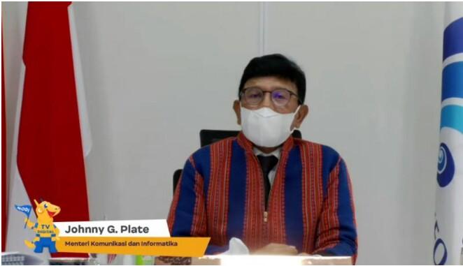 Kominfo Lakukan 4 Langkah Persiapkan ASO, Menkominfo Johnny: Tahap Pertama untuk Warga Aceh