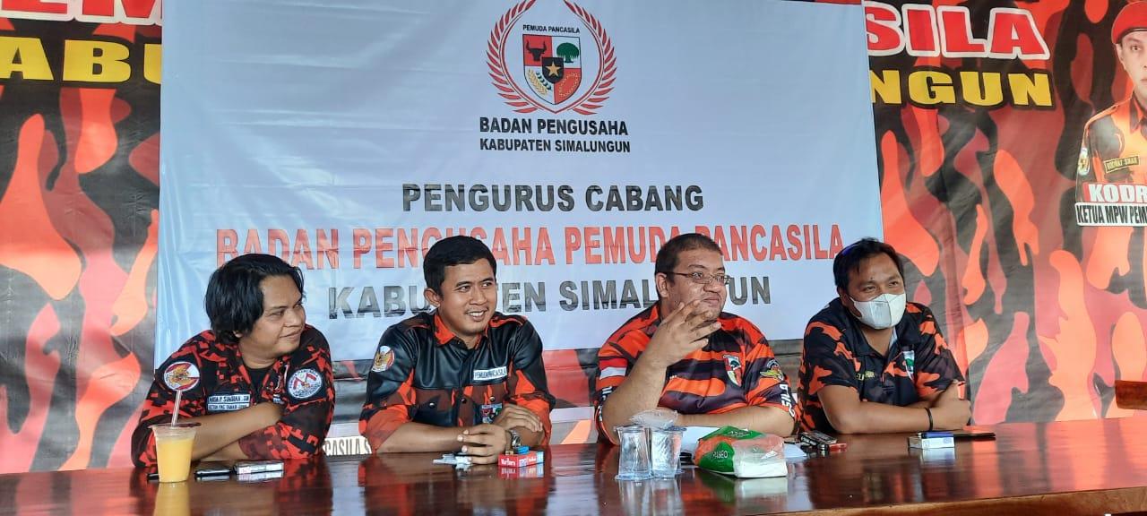 Terbentuk, Pengurus Cabang BPPP Simalungun Siap Mendukung dan Membangun Perekonomian