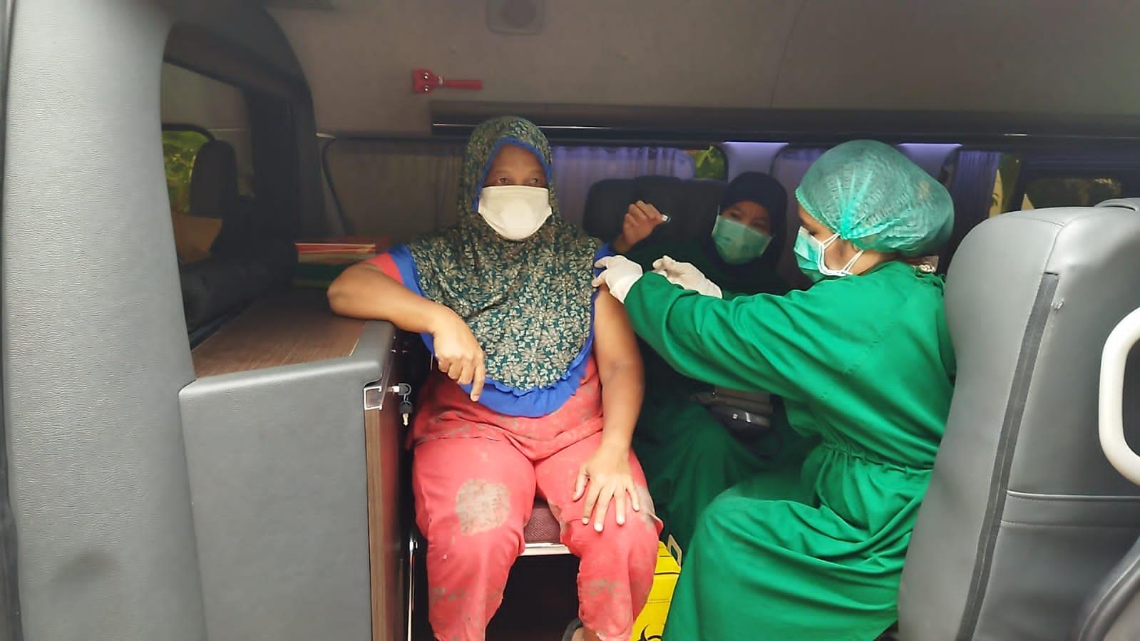 BIN Sumut Gelar Vaksinasi Massal untuk Pelajar